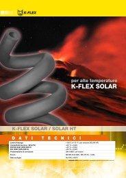 K-FLEX SOLAR - tubtec