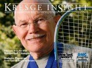 Racquetball Champion Diabetic Physician - Kresge Eye Institute