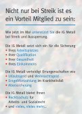 Faltblatt zum Tarifabschluss 2002 Metallindustrie - IG Metall Baden ... - Seite 7