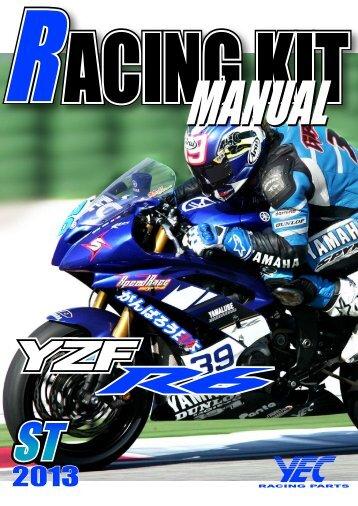 4 YZF-R6 結線図 - Yamaha Racing Parts
