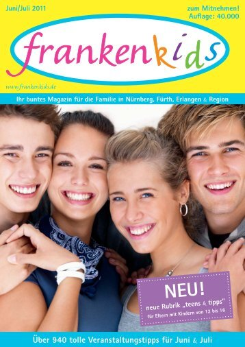 Download als PDF (ca. 15,1 MB) - Familienmagazin frankenkids