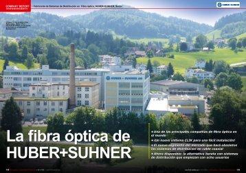 Una de las principales compañías de fibra óptica en el mundo • ¡Un ...