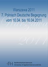 7. Polnisch-deutsche Begegnung