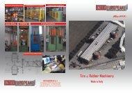 INTEREUROPEAN Brochure - INTEREUROPEAN MACHINERY