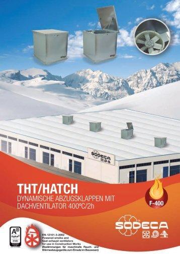 THT/HATCH - Sodeca