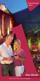 Veranstaltungen 2014 - Steigenberger Hotels and Resorts