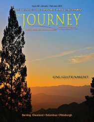 March-April 2013 - The Journey Magazine