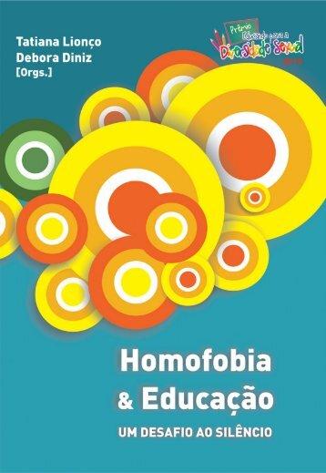 Homofobia & Educação – Um Desafio ao Silêncio - Cepac