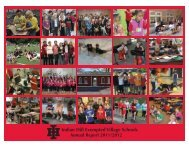 Annual Report 2011-2012 - Indian Hill School District