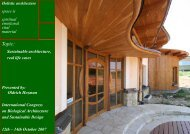 Examples of sustainable architecture, International Bio architecture ...