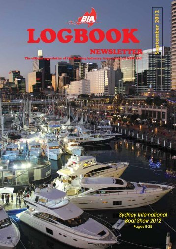 September 2012 - Boating Industry Association of NSW