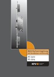 KFV 2300-2304_deutsch - Herling Baubeschlag GmbH