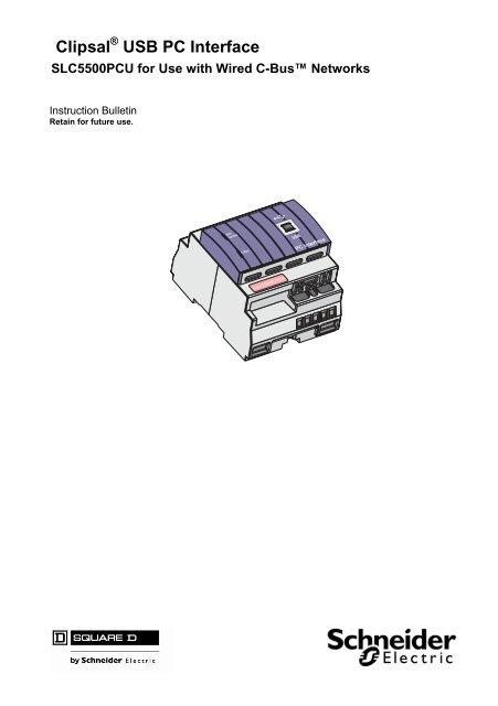 CLIPSAL USB PCI DRIVERS FOR MAC