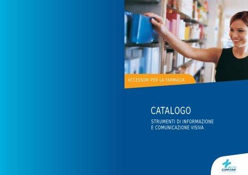 ESEC. CATALOGO CV - Gruppo Comifar