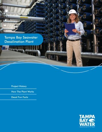 Tampa Bay Seawater Desalination Plant - Tampa Bay Water