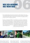 ihr servicepartner für gasmotoren und bhkw - Henkelhausen GmbH ... - Seite 6