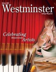 Celebrating - Westminster College