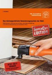 Jetzt 150 € spaRen! - W.Hartmann & Co.