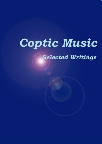 COPTIC MUSIC - Saint Mary Orthodox Church