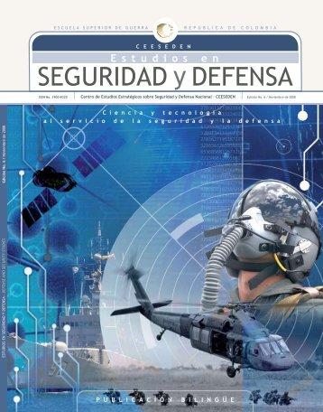 Edición No.6 Español - Escuela Superior de Guerra