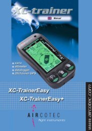 XC-TrainerEasy Manual V7 - Fun Extreme