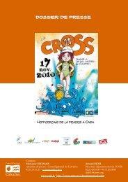 Dossier de presse CROSS 2010 - Conseil général du Calvados