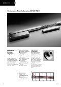 Produktinformation DORMA TS93 - Herling Baubeschlag GmbH - Seite 2