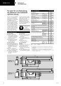 Produktinformation DORMA TS93 - Herling Baubeschlag GmbH - Seite 4