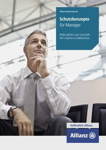 Schutzkonzepte für Manager - VAA - Solarhandel.de