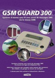 Système d'alarme sans fil avec envoi de ... - ALARME DIRECT