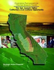 SJVP - Strategic Action Plan - Council of Fresno County Governments