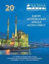 Brochure Sultana nouvelle.indd - Voyages à rabais