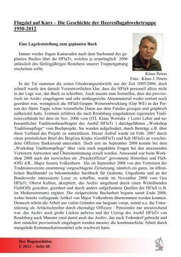 Flugziel auf Kurs – Die Geschichte der Heeresflugabwehrtruppe ...