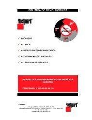 Fleetguard Nelson México, S. de R.L. de C.V. Oficinas Corporativas ...