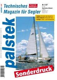 Technisches Magazin für Segler Nr. 5-07 - Beilken