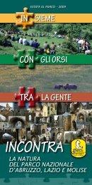 Introduzione - Parco Nazionale d'Abruzzo Lazio e Molise