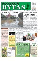 2011 m. birželio 11 d. (Nr. 45) - Naujas rytas