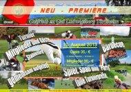 10. August 2013 - Golfclub Gut Ludwigsberg