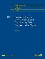 Considerations in Developing Oil and Gas Industry Best Practices in ...