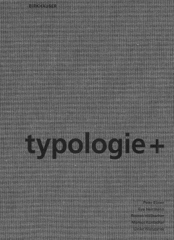 Page 1 Page 2 Typologie+ Erschließung Vorwort Im Wohnbau ...