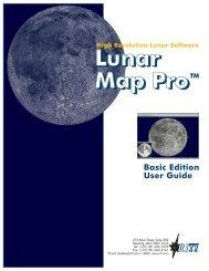 Lunar Map Pro Basic Edition User Guide - Reading Information ...
