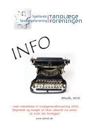 INFO 6 - efterår 2010 - stfnet.dk
