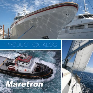 Product catalog (pdf) - Maretron