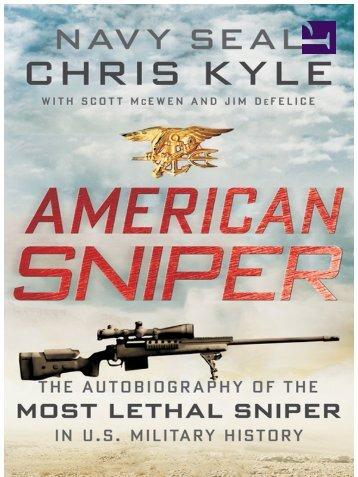 American Sniper - Boekje Pienter