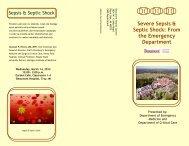 Severe Sepsis & Septic Shock - Beaumont Medical Education