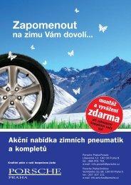 zdarma - Porsche