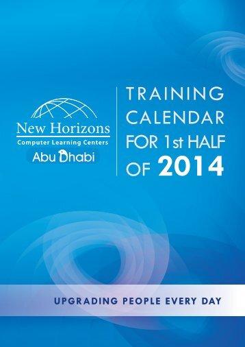 training-calendar-new-horizons