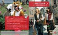 Stadtleben Magazin: 1. Ausgabe 2012 - Graz Tourismus