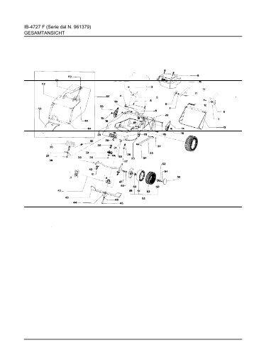 IB-4727 F (Serie dal N. 961379) - ratioparts