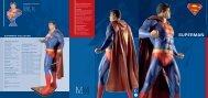 SUPERMAN - mucklefiguren